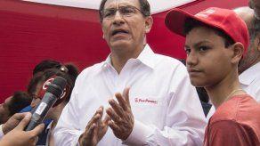 Vizcarra anuncia programa de reuniones con alcaldes y gobernadores de Perú