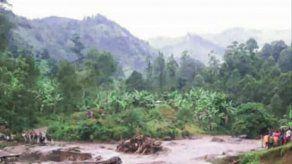 Al menos 25 muertos tras deslizamiento de tierra en Uganda