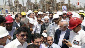 Irán envía cinco buques con gasolina a Venezuela