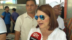 Exprimera dama asegura que denuncia de Bosco Vallarino a Martinelli es mandado de Varela