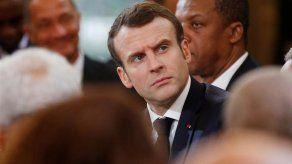 Macron hablará con Trump y Putin para intentar salvar el pacto nuclear iraní