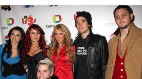 Poncho Herrera y sus compañeros de RBD ya no hablan por WhatsApp