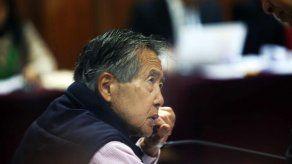 Expresidente peruano Fujimori regresa a prisión tras alta médica