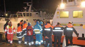 Aumentan a siete los muertos en el incendio del ferry Norman Atlantic