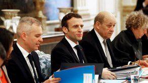 Dos altos cargos organizarán el debate nacional francés propuesto por Macron