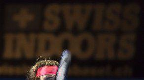 Zverev alcanza 50 victorias al vencer a Haase en Basilea