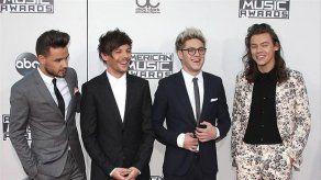 Los chicos de One Direction tienen un grupo de chat juntos