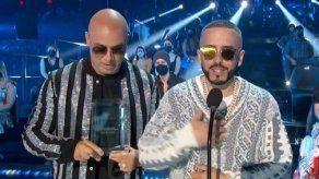 Ganadores de la edición de 2020 de los Premios Billboard a la Música Latina