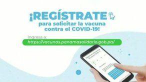 Unas 168 mil personas con comorbilidades en Panamá han llenado el formulario de vacunas