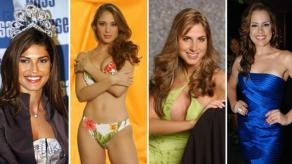 Estas son las panameñas que participaron de Miss Universo