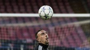 Ribery fue el deportista francés mejor pagado en 2011