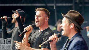 Take That cancela su concierto de este martes en Liverpool