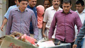 Supremo ratifica horca para condenados por violación que conmocionó a India
