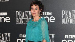 La actriz Helen McCrory murió de cáncer.
