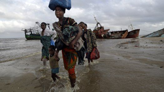 Según el reporte de la ONU, a finales del año pasado había 5,7 millones de palestinos, 3,9 millones de venezolanos y 20,7 millones de refugiados de varios países más desplazados en el extranjero.