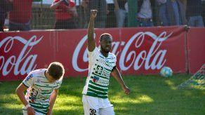 Cecilio Waterman vuelve a marcar y le da la victoria al Plaza Colonia en Uruguay