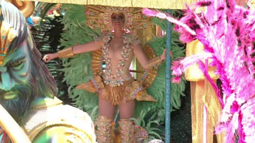 Punta Fogón Unido encarna a Andrómeda este lunes de Carnaval