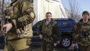 Tres soldados muertos en las últimas 24 horas en el este de Ucrania