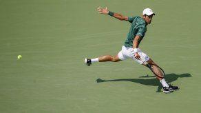 Novak Djokovic se coloca en la segunda ronda de Toronto