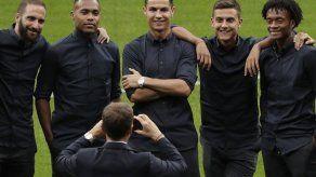 Ronaldo se mide de nuevo a Atlético