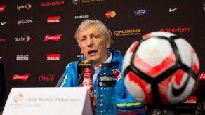 Tres entrenadores argentinos y uno alemán buscan su primera Copa América