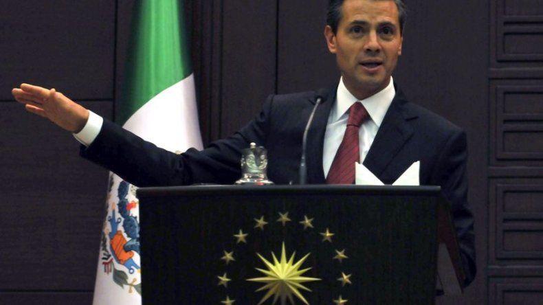 Presidente de México, elegido líder del año de A.Latina por revista Latinvex