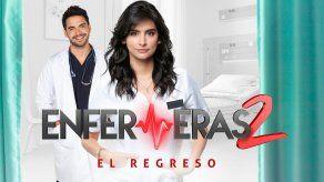 María Clara y Carlos vuelven con la 2da temporada de Enfermeras