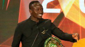 Sadio Mané elegido mejor jugador africano de 2019