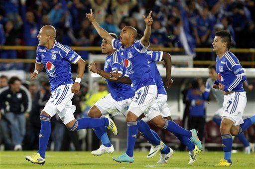 Millonarios de panameño Román Torres campeón del Clausura de Colombia