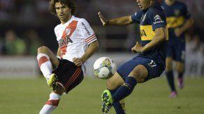 River Plate a la final de la Copa Sudamericana-2014 al ganar 1-0 a Boca Juniors