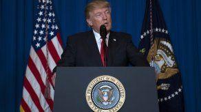 Trump: ensayo de misil iraní pone en entredicho el acuerdo nuclear