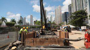 Saneamiento de Panamá extiende jornada laboral para culminar obra en la Cinta Costera