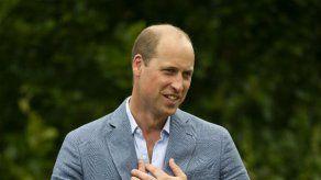 El príncipe Guillermo dio positivo en covid-19 en abril