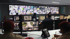 Centro de Videovigilancia de la Alcaldía de Panamá captó más 70 mil incidencias