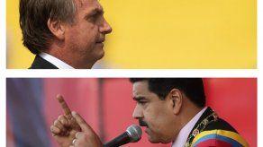 Maduro dice que Bolsonaro es Hitler en tiempos modernos