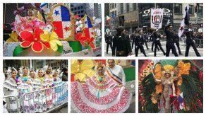 Panamá gana como Mejor Delegación en Desfile de la Hispanidad