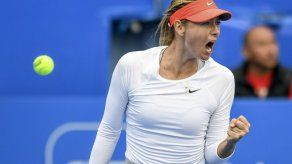 Maria Sharapova se retira del Abierto de Shenzhen por lesión