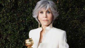 Jane Fonda reivindica en Globos de Oro el poder esencial de las historias