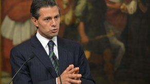 El 40 % de los mexicanos avala la gestión de Peña Nieto