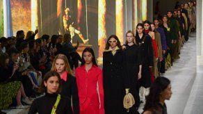 La moda abre sus espacios on line al entretenimiento