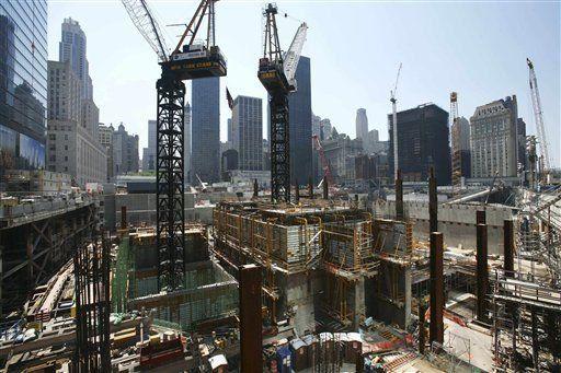 Modifican fecha de reconstrucción de zona cero en NY