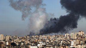 El saldo mortal de la escalada bélica es de al menos 140 palestinos muertos en Gaza.