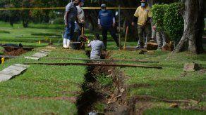 Comisión que identificó a 350 víctimas de invasión a Panamá logra más fondos