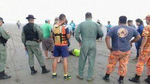 Encuentran cadáver de menor desaparecido en Playa Las Lajas