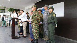 Ordenan captura en Colombia de 10 líderes del ELN por violencia en Catatumbo