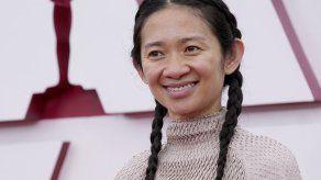 Chloe Zhao es tendencia tras recibir el Premio Óscar