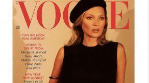 Kate Moss regresa a la portada de Vogue 27 años después de su debut