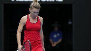 Kerber elimina a Sharapova en tercera ronda de Australia