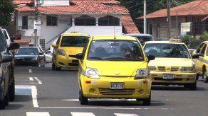 ATTT mantiene circulación de taxis por el último dígito de su placa hasta el 15 de enero de 2021