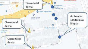 Programa de Saneamiento de Panamá informa de trabajos en Vista Alegre este sábado 27